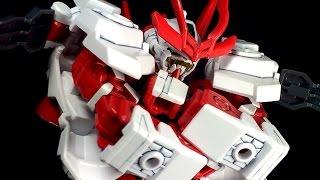 1/144 HGBF Sengoku Astray Gundam | REVIEW 178