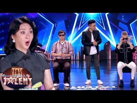 What a bewildering performance by TK JIANG from Singapore! | China's Got Talent 2019 中国达人秀
