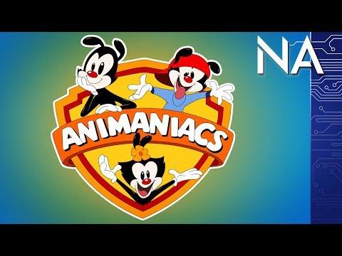 Animaniacs Returns On Hulu