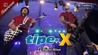 Download Mp3  Tasikmalaya April  Mawar Hitam   Tipe-x  Live 2017 Di Lapangan Dadaha