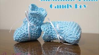 Tunisiano para Canhotas - Sapatinho Duna Candy Boy (RN)