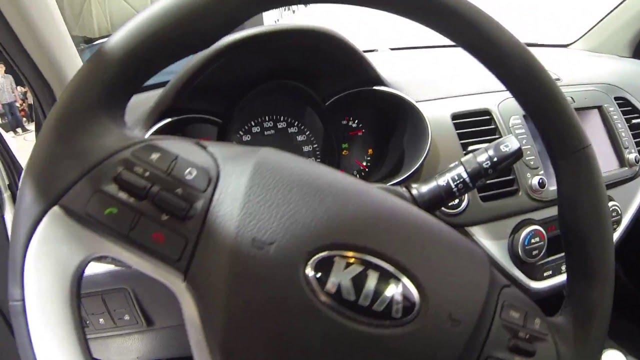 Kia Picanto Mk2 Obd2 Diagnostic Port Location Youtube Pride Fuse Box