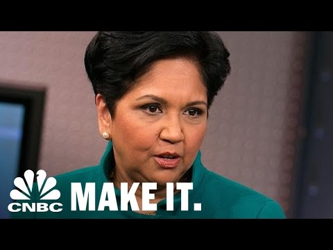 PepsiCo CEO Indra Nooyi: Steve Jobs On Why It Is Okay To Throw Tantrums | CNBC Make It.