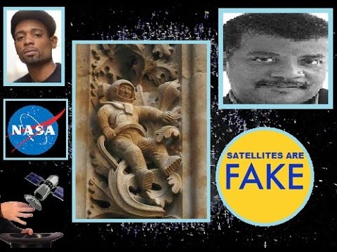 A Message in Neil's Interview, Apollo Missions, NASA & GPS ( Flat Earth )