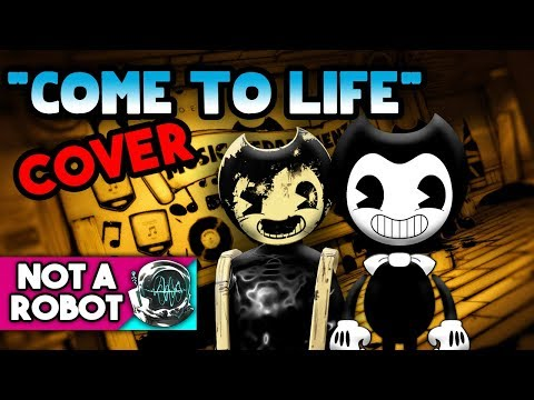BENDY AND THE INK MACHINE CHAPTER 2 SONG