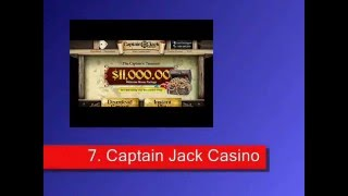 Promo Codes for Top 10 Casinos Online(Want to play online casino games? Finding promo codes for online casinos? Then you've reached the right place. Check out 10 best online casinos for ..., 2016-04-29T02:57:36.000Z)