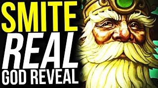 SMITE - REAL God Reveal - Sylvanus