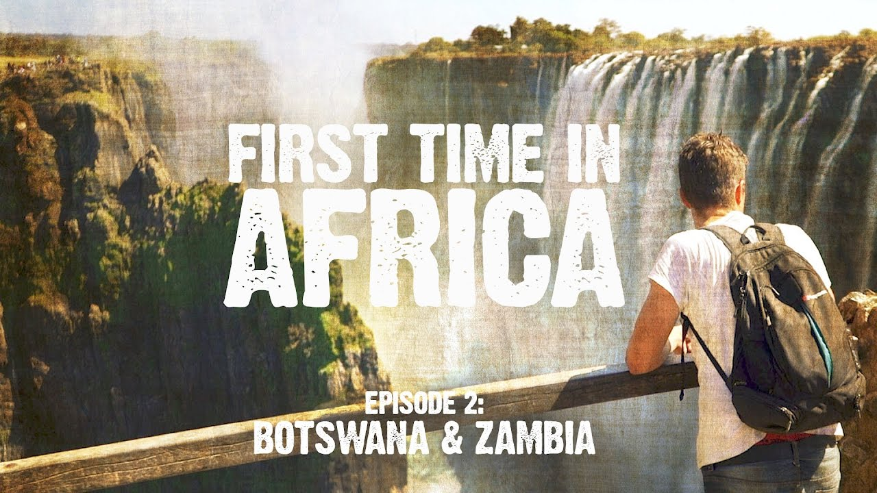 First Time In Africa: Ep 2 - Backpacking in Botswana ...