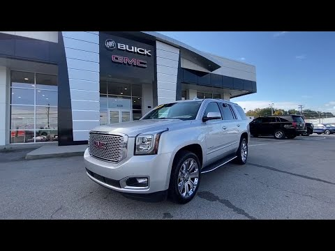 2016 gmc yukon knoxville lenoir city maryville alcoa oak ridge tn g21035a youtube 2016 gmc yukon knoxville lenoir city