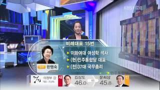 KBS K-Motion Broadcasting (2012. 4.11)