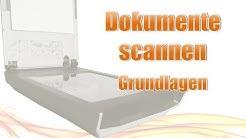 Online-Bewerbung: Dokumente scannen [PDF, Anleitung, Scan]