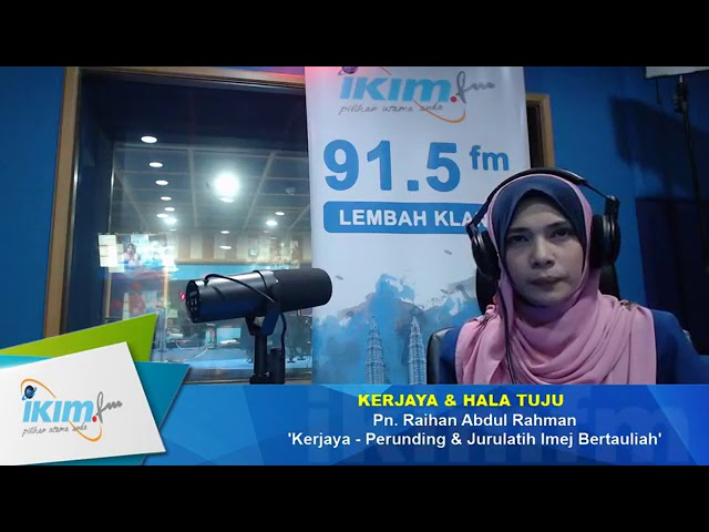 Perunding Imej Raihan Abdul Rahman : Kerjaya Perunding Imej di Malaysia - IKIMfm
