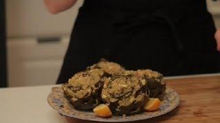 Stuffed Artichoke Cooking Times : Using Artichokes