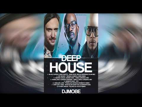 Deep Afro House Music Mix - DjMobe 2018-09-02