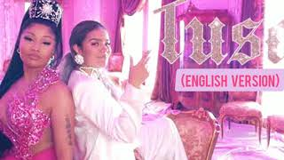 Karol G, Nicki Minaj: Tusa - English Version (Official Audio)