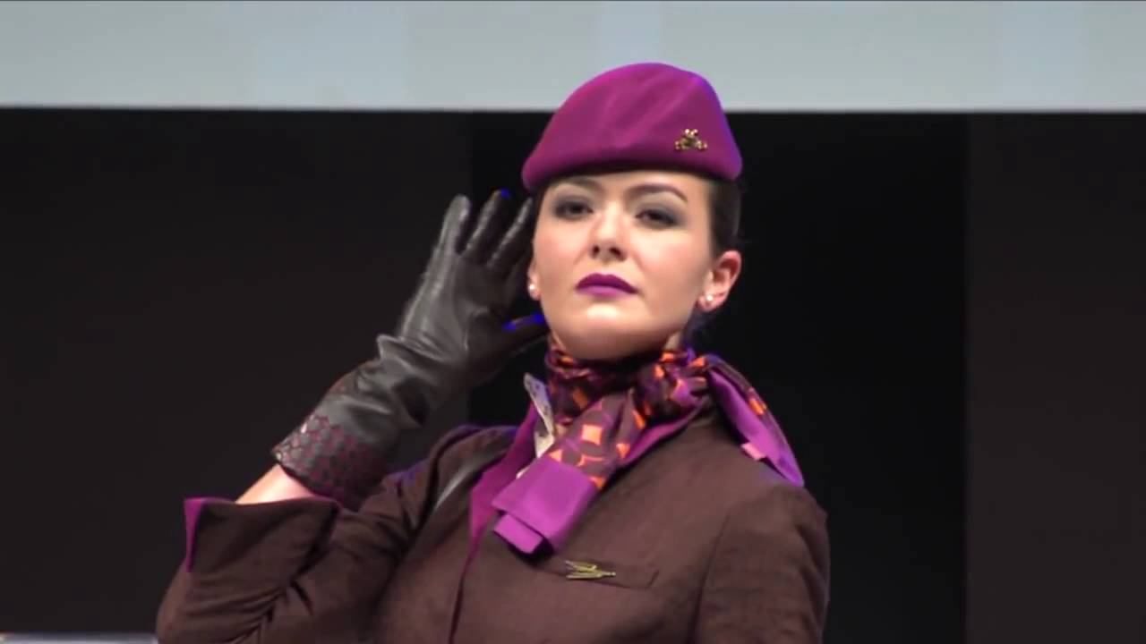 Etihad Airways Cabin Crew Uniform Presentation Youtube