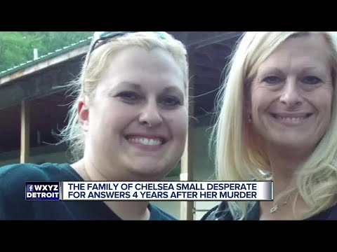 Chelsea Small's family has new hope her murder case will be cracked