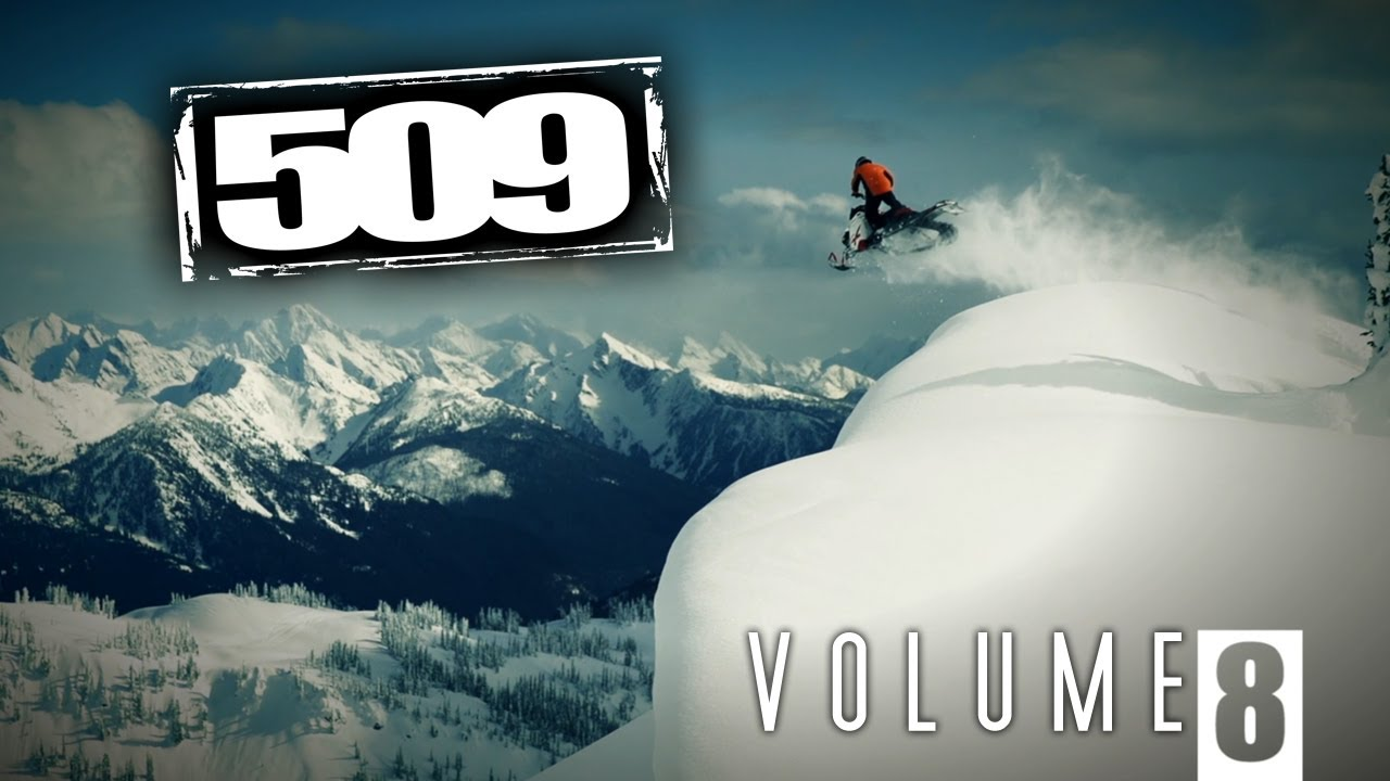 509 Films Volume 8 Snowmobile Teaser Official Youtube