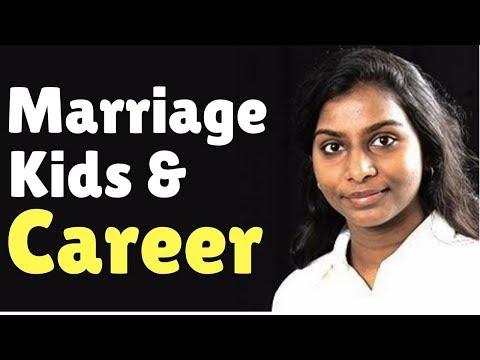திருமணம், குழந்தைகள், வேலை - How To Have A Successful Career After Marriage And Kids