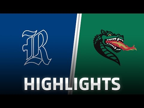 Highlights: Rice at UAB