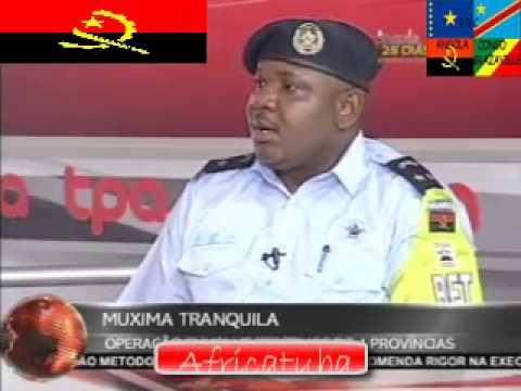 T.P.A.B Jornal de Angola das 20h00 Siga noticias
