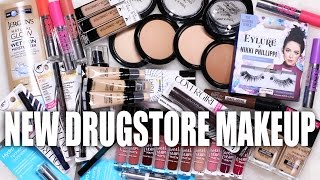 BRAND NEW DRUGSTORE MAKEUP | Haul