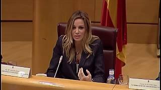 Discurso de nuestra madrina Alejandra Silva en el Senado