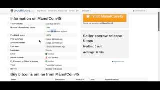 How to Recognize a Scammer Profile on Localbitcoins