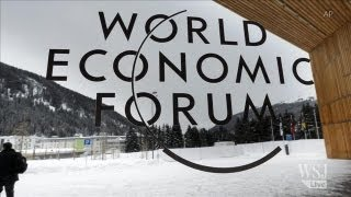 Growth Will Top Davos Agenda