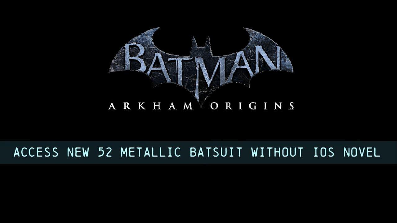 misc batman arkham origins