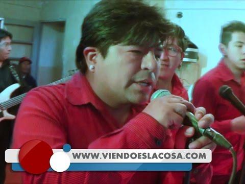 VIDEO: GRUPO TRIPLE X - Te Amo - En Vivo - WWW.VIENDOESLACOSA.COM - Cumbia 2014