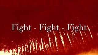The Cure - Fight (LYRICS ON SCREEN) 📺