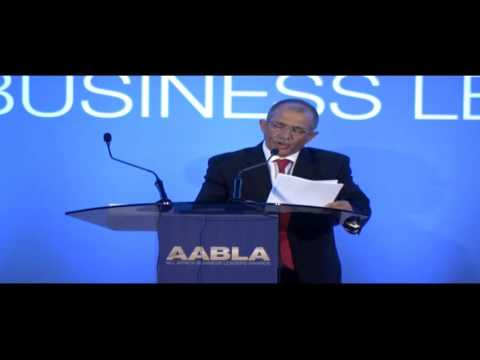 Outstanding East Africa leaders awarded at AABLA