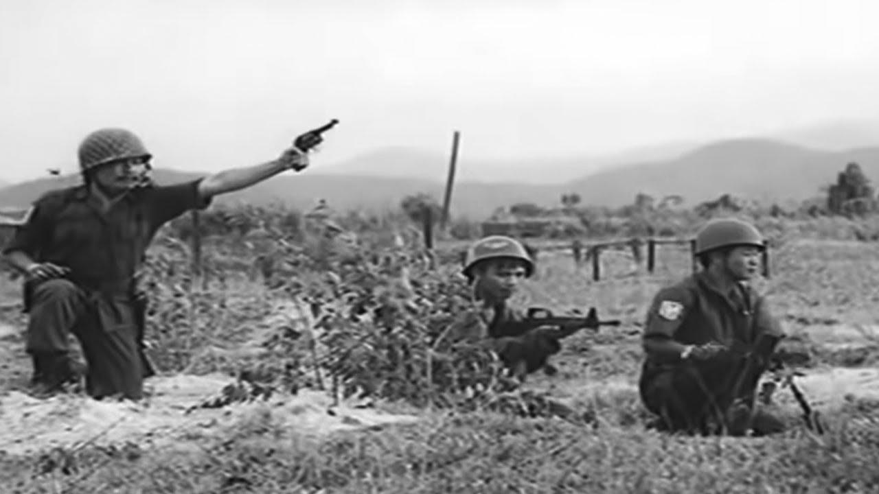 Lính Đặc Công Việt Nam Xưa Chiến Đấu Với Lính Mỹ - Phim Chiến Tranh Xem Là Nghiện