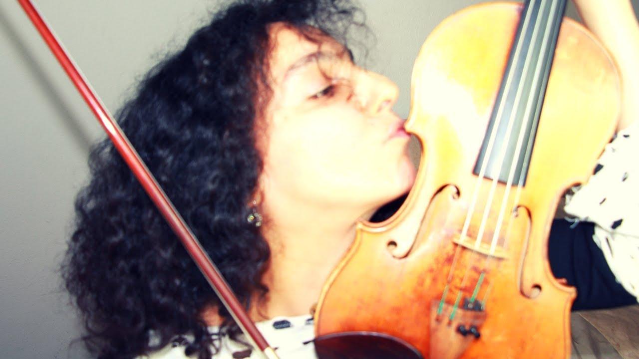 Wie spielt man Despacito auf der Violine | Tutorial und Noten Für ...