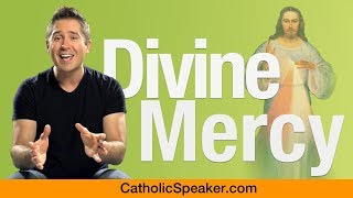 Divine Mercy (It's A Personal Thing) - Catholic Video By Speaker Ken Yasinski