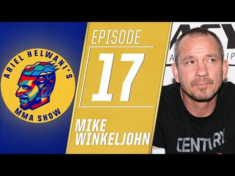 Jon 'Bones' Jones is 'looking damn good' - Mike Winkeljohn | Ariel Helwani's MMA Show