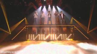 One Direction ~ X Factor Week 10 ~ Torn (HD)