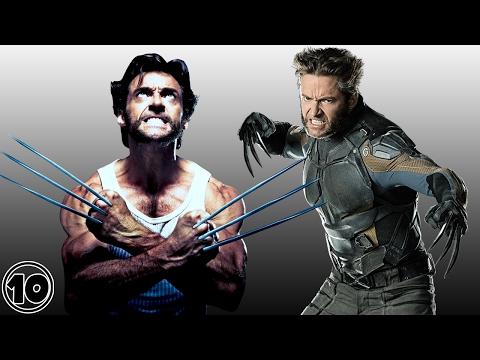 Top 10 Wolverine Surprising Facts - Logan