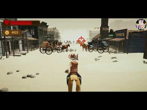 Outlaw! Wild West Cowboy – Western Adventure Gameplay-high Score