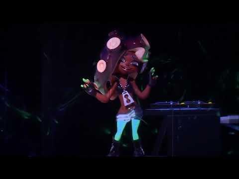 Off The Hook Splatoon Concert PolyManga 2018 - Color Pulse
