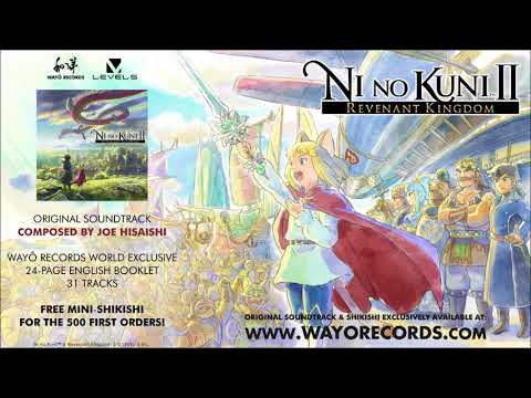 Ni no Kuni II: Revenant Kingdom Original Soundtrack