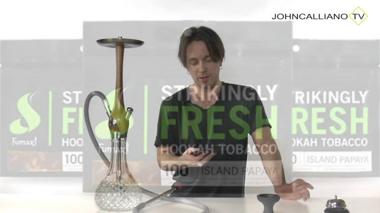 Выпуск №24. Fumari (Фумари). Обзор табака. - YouTube