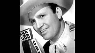 Gene Autry - Buttons And Bows 1948