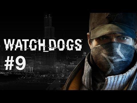 Watch Dogs walkthrough Ep9 - Prison job