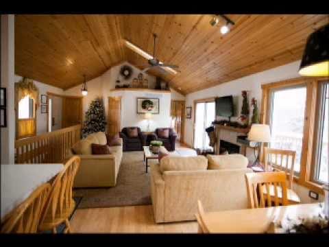 The Comfort House Galena IL Rental home in the Galena Territory Winter/Ski Season