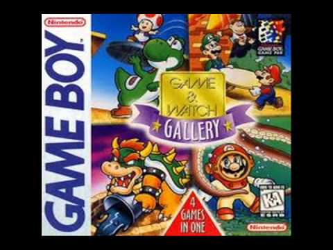 Game & Watch Gallery : Briefing 1Museum BG 4