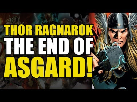Thor Ragnarok: How Thor Dies In The Comics (Marvel Full Story)