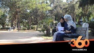 Le360.ma • روبرتاج :بالفيديو. هكذا يستعد تلاميذ لامتحانات الباك