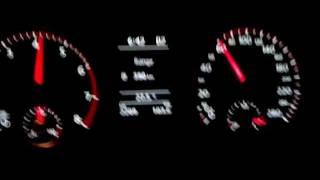 2012 VW Golf GTI - Acceleration 0-100 km/h